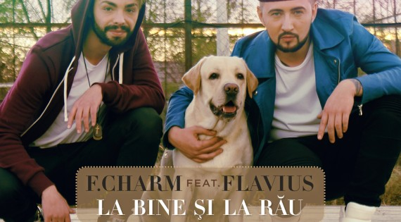 FCharm feat. Flavius - La bine si la rau - itunes cover
